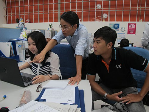 TRG to boost young employees to manager positions