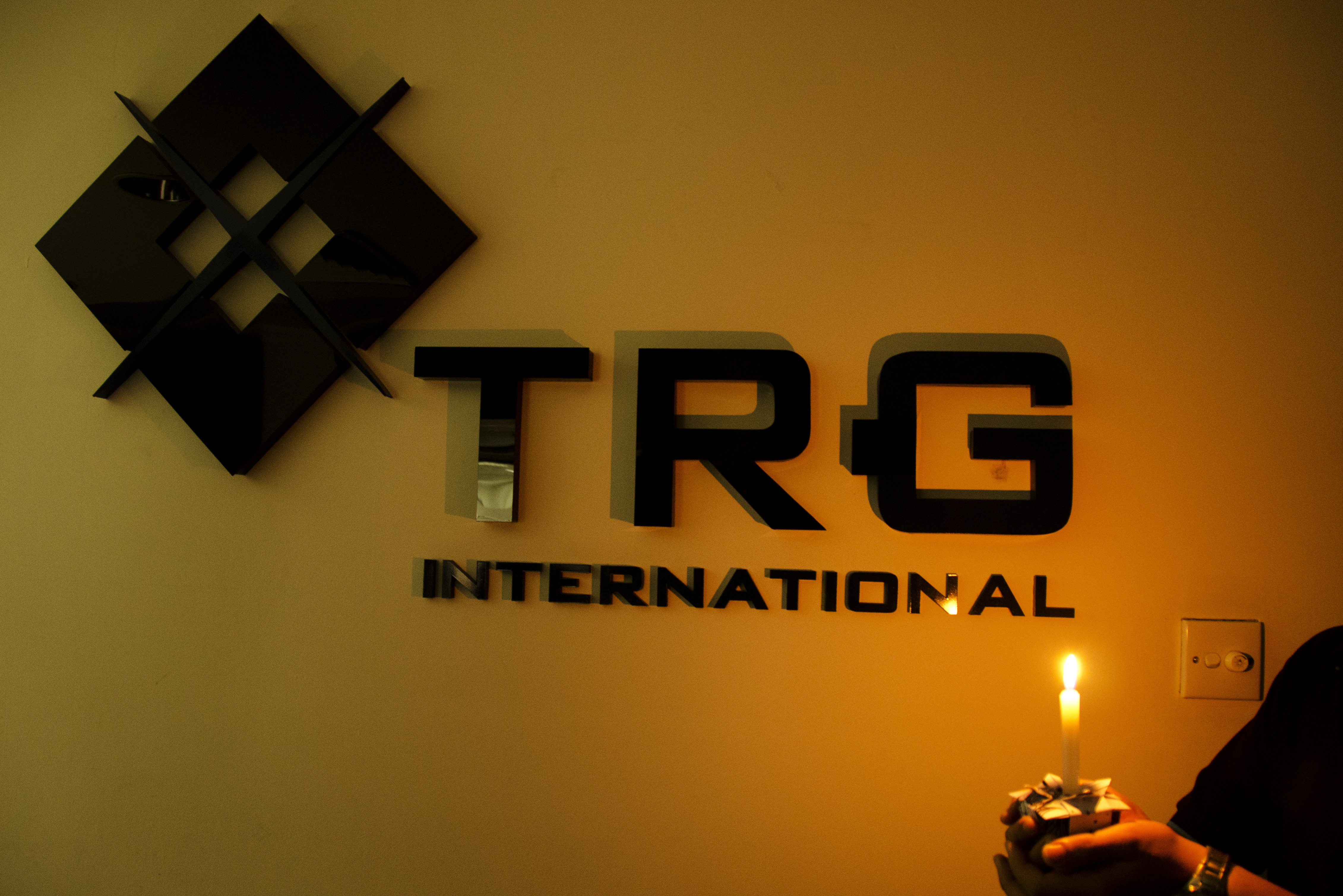 TRG International joins Earth Hour for the first time