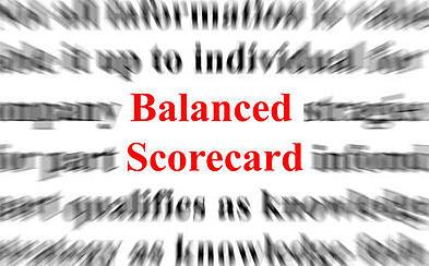 balanced scorecard trg cgma
