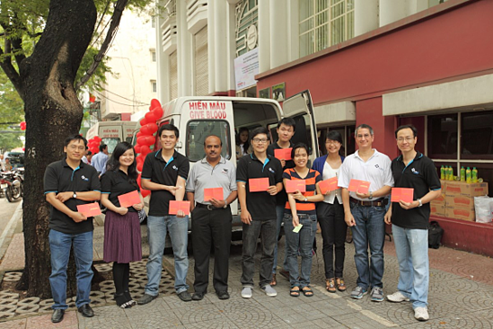 saigon times blood donation trg international