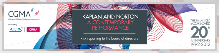 Watch online the latest research on performance and risk to the board of directors