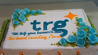 trg rebrand launch