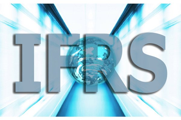 The process for building IFRS framework