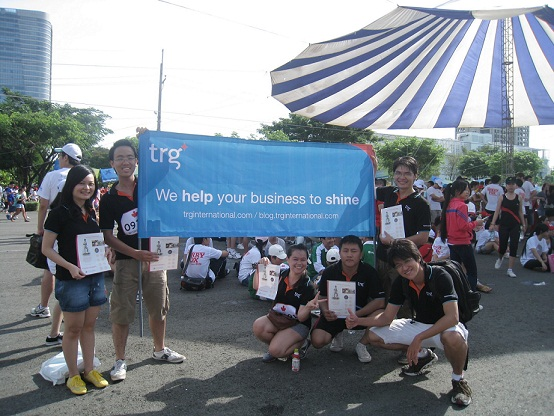 TRG International participated in the 16th Annual Terry Fox Run