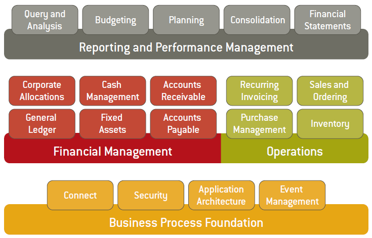Can you benefit from a non-ERP financial management framework?