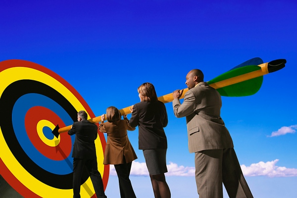Do you encounter these issues when you set corporate targets?