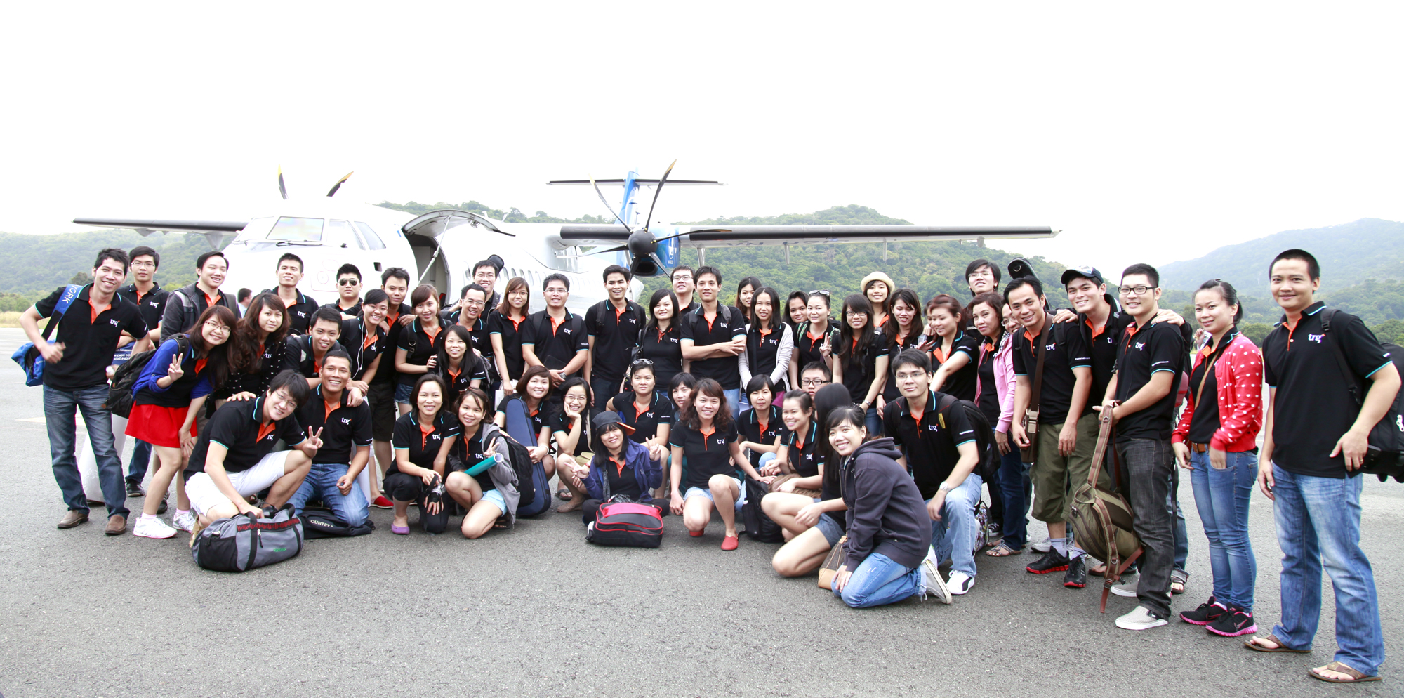 trg team building 2012