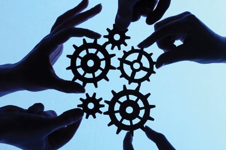 5 levels to build successful collaboration with social ERP (part 1)