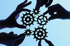 Building successful collaboration with social ERP