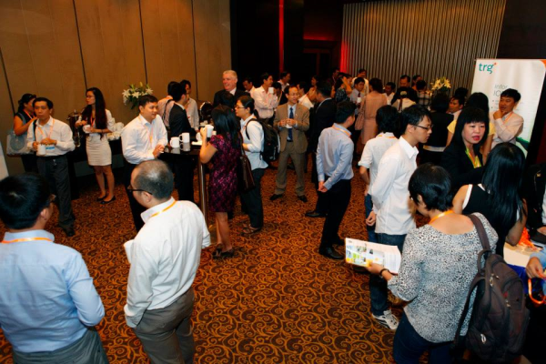 TRG marked another successful seminar for CFOs and top executives in Ho Chi Minh