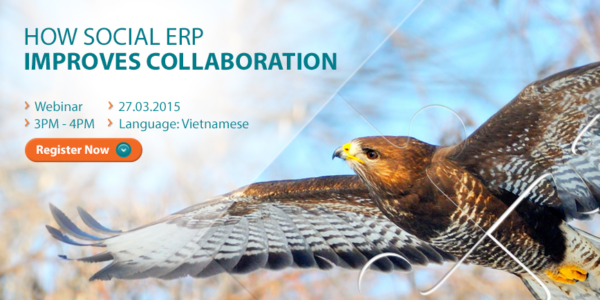 TRG introduces an exciting webinar about Social ERP