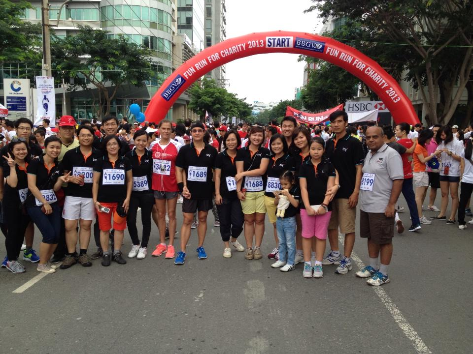 TRG joined BBGV's 13th Annual Fun Run for Charity