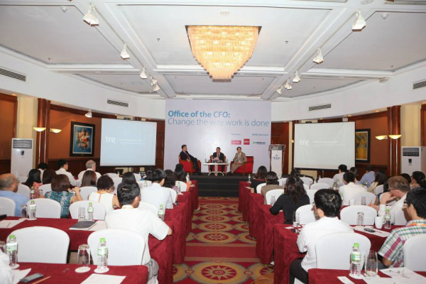 TRG brought the Office of the CFO concept to Hanoi at seminar