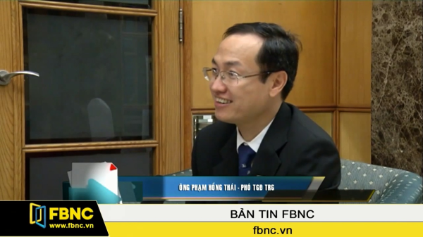 Mr. Pham Hong Thai shared about ERP's new trends on FBNC