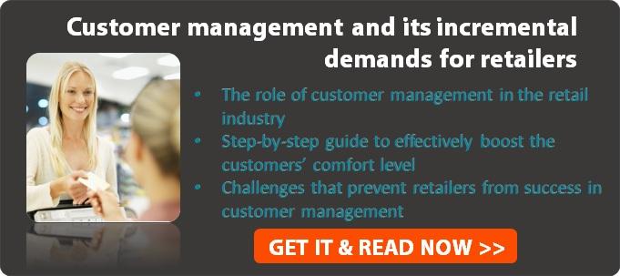 Customer management 2