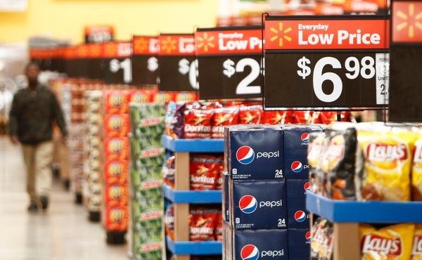 Walmart cutting down on operational cost