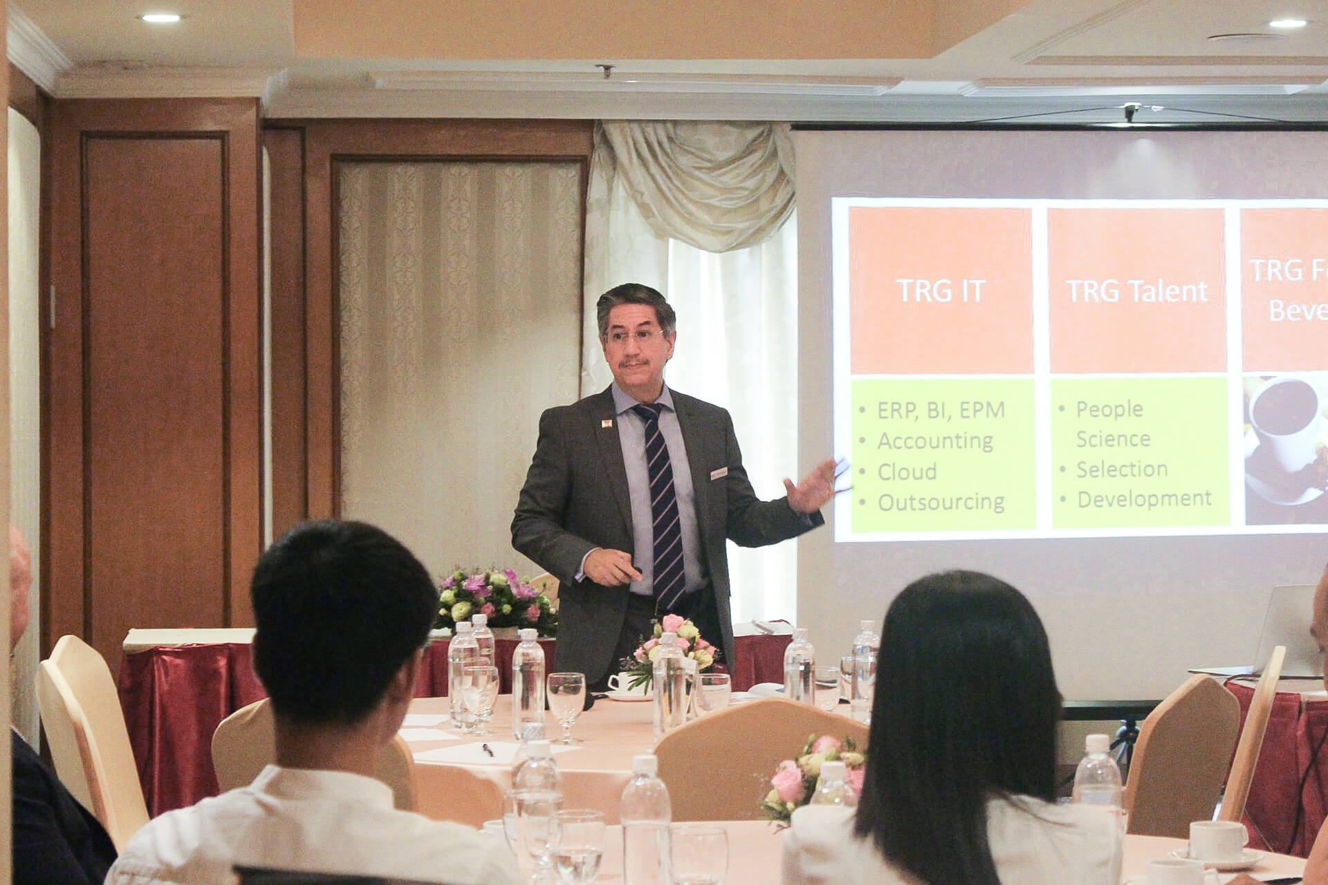 "BBGV Breakfast Seminar: ""Grow your employees or Hire Ready-made Talents?"""
