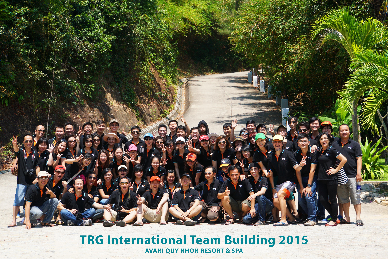 Quản lý và nhân viên TRG xây dựng môi trường làm việc lý tưởng.jpg