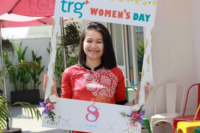 TRG International Celebrates Women's Day