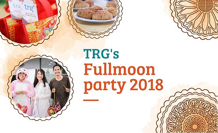 TRG Fullmoon party 2018