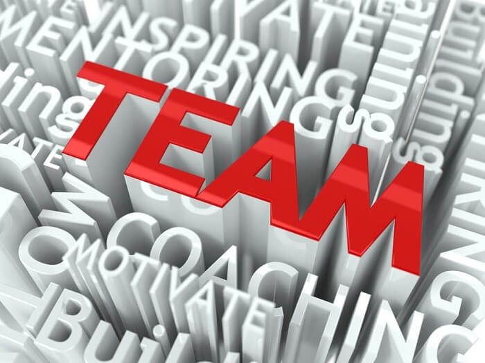 Teamwork is essential to the success of your business