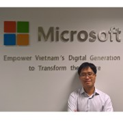 Toan Huynh - speaker at TRG Microsoft meetup.jpg