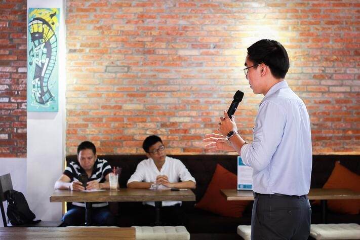 TRG Talk - Talent Management: the Power of Positive Thinking