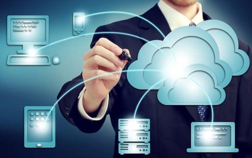 Điện toán đám mây (cloud computing)