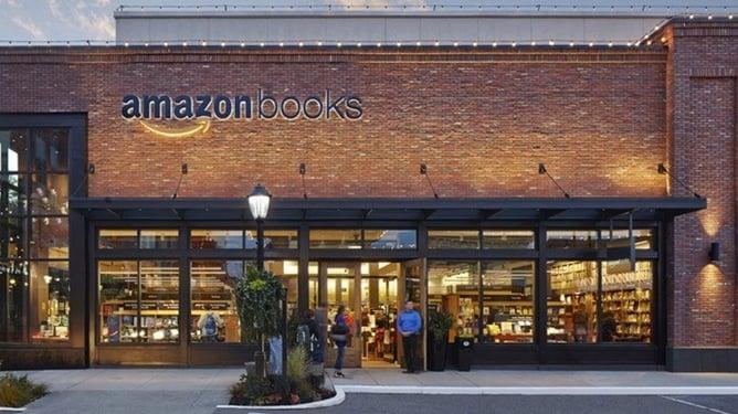 Cửa hàng đầu tiên của Amazon