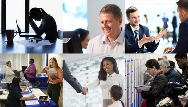 6 phân khúc người tìm việc & cách tiếp cận thích hợp