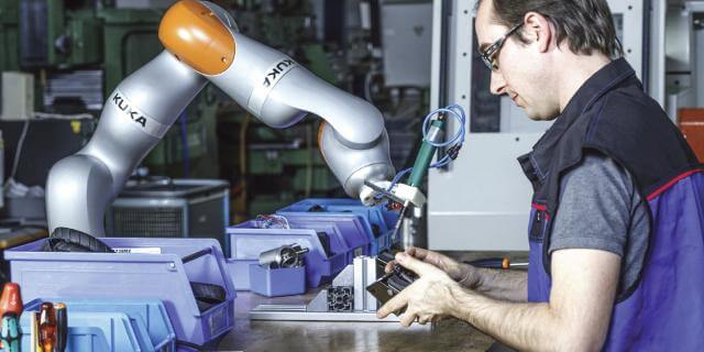 Robot cộng tác (Cobot) và tương lai của ngành công nghiệp