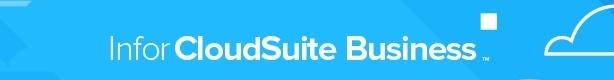 Infor CloudSuite Business