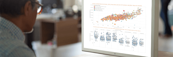 Data Analytics at a Hyper Speed with Tableau 10.5
