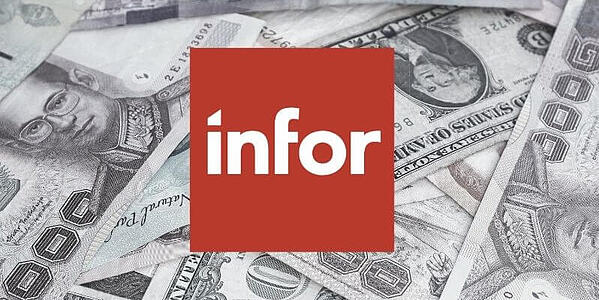 Manage Employee's T&E expenses with Infor Expense Management