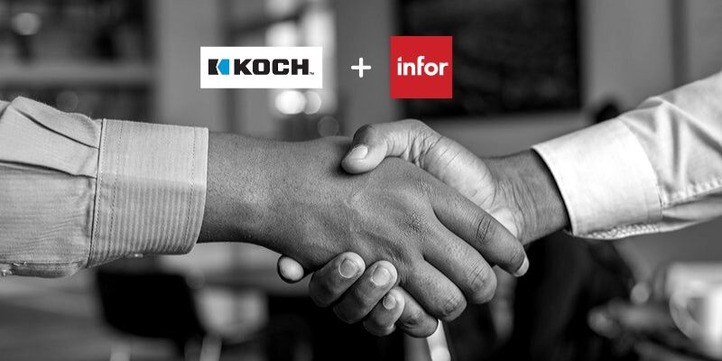Koch Industries acquires all of Infor