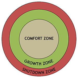 Growth Principles for Leadership Skills: Stay in the Zone