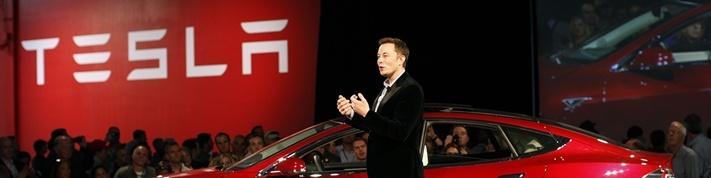 CEO Elon Musk của Tesla