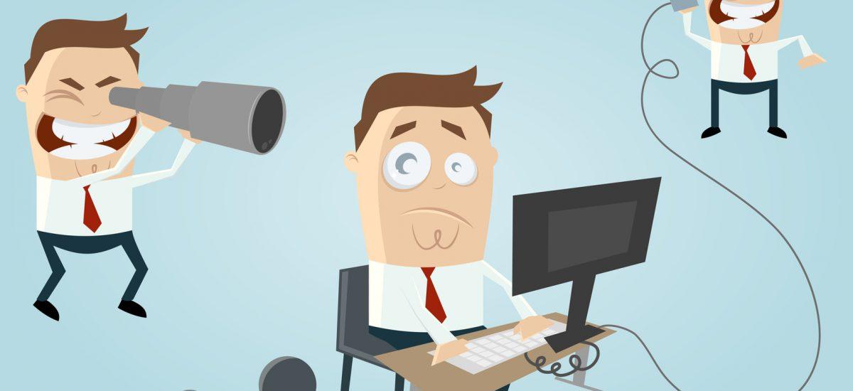 Quản lý vi mô cản trở nhân viên phát triển
