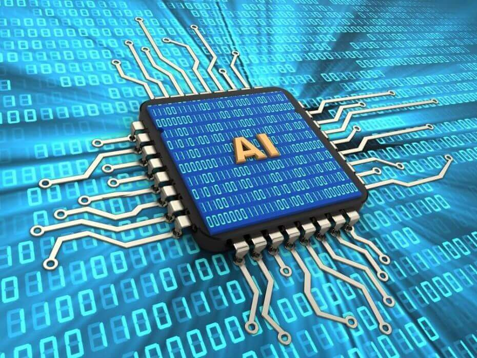 AI's advantages in business