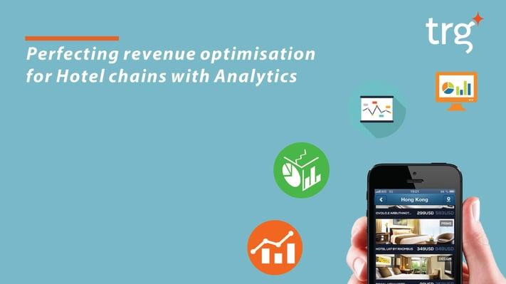 Analytics helps drive revenue management
