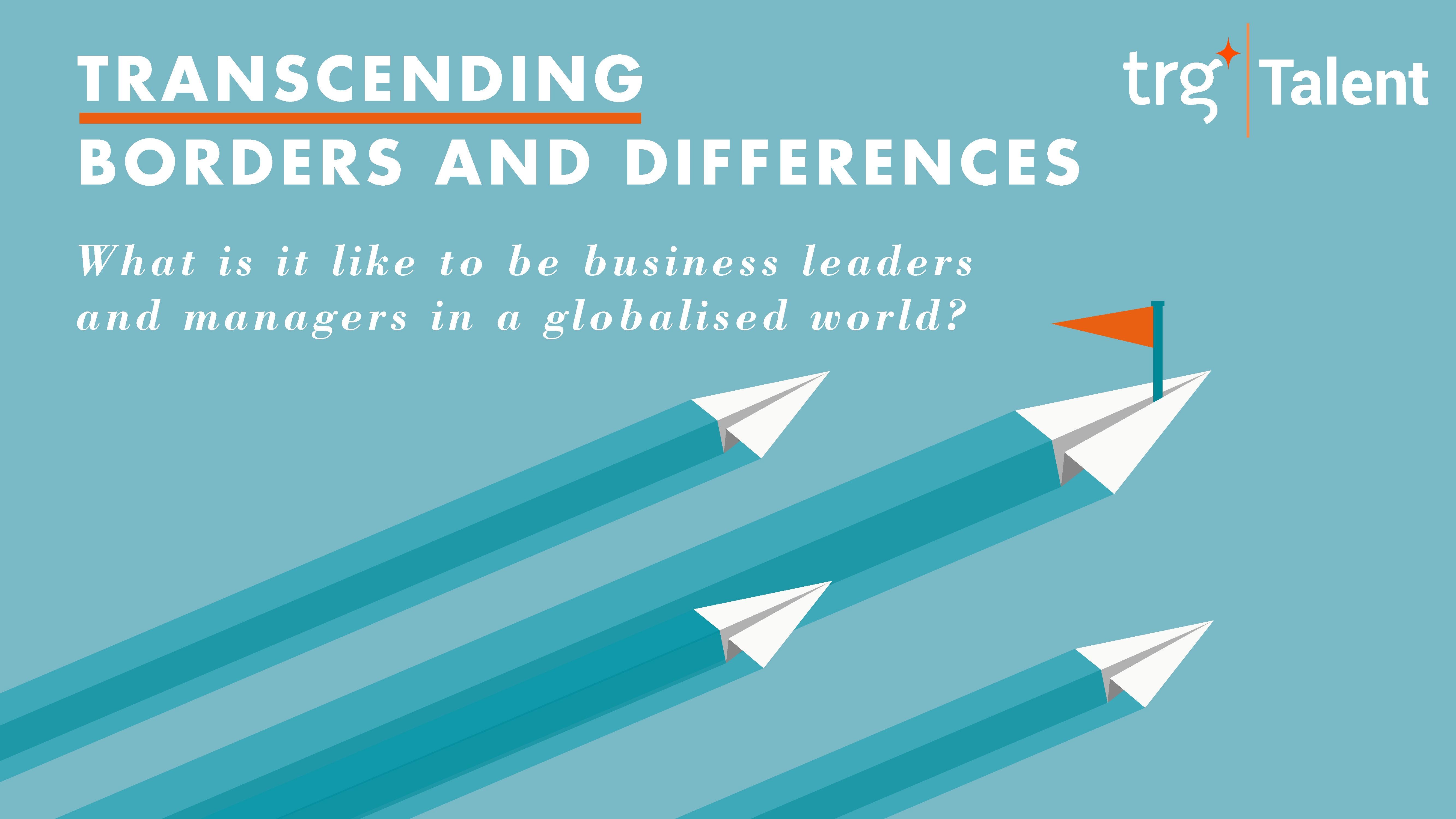 International Leadership & Management Report