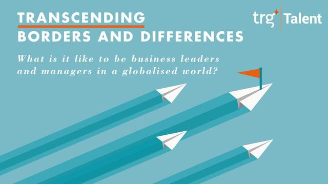 Leadership in a globalised world