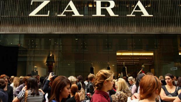 Chiến lược bán lẻ Zara