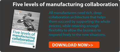 Get Five levels of collaboration in manufacturing