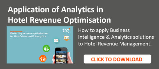 Analytics in Hotel Revenue Optimisation