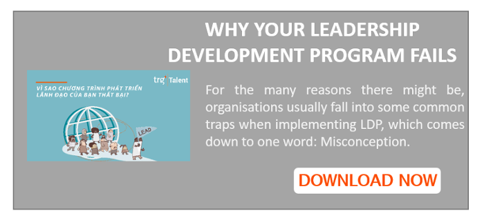 Why leadership development program (LDP) fails