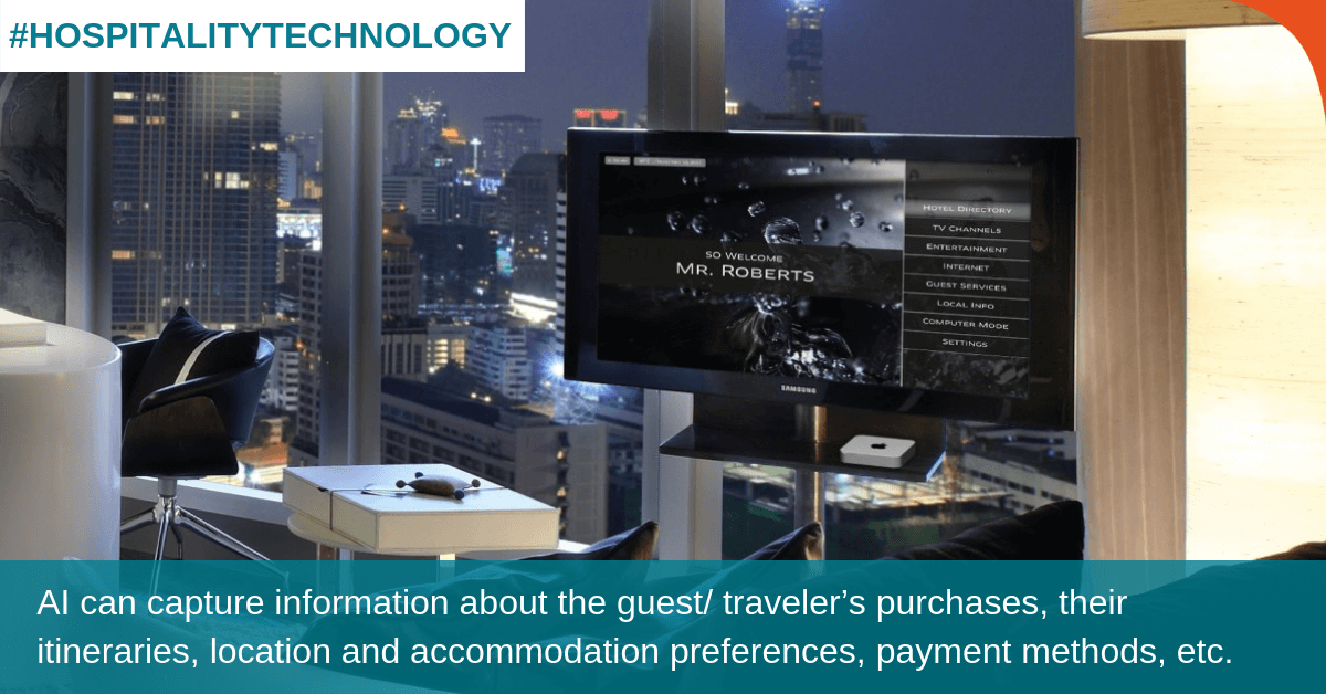 3 Ways A.I. is Providing Personalised Experience to Hotel Guests