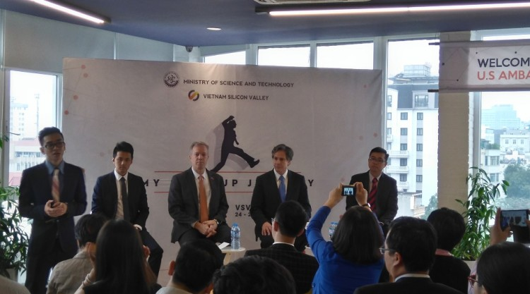 US Embassy to fund seed money for Vietnamese startups