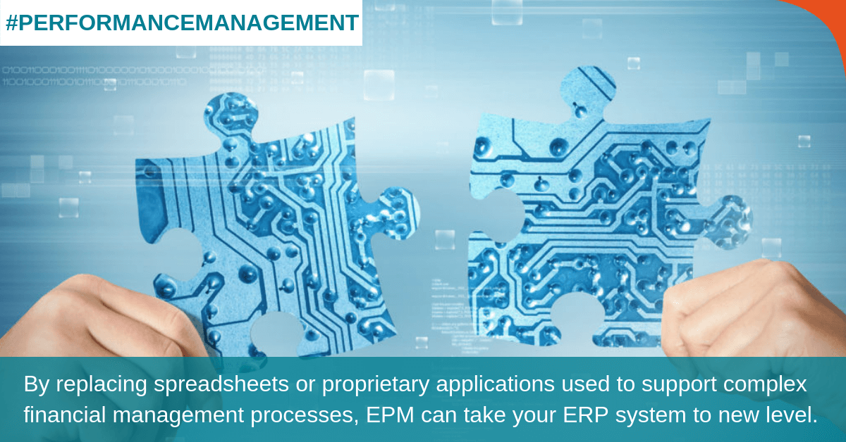 Why Your ERP Needs a Performance Boost from EPM Software