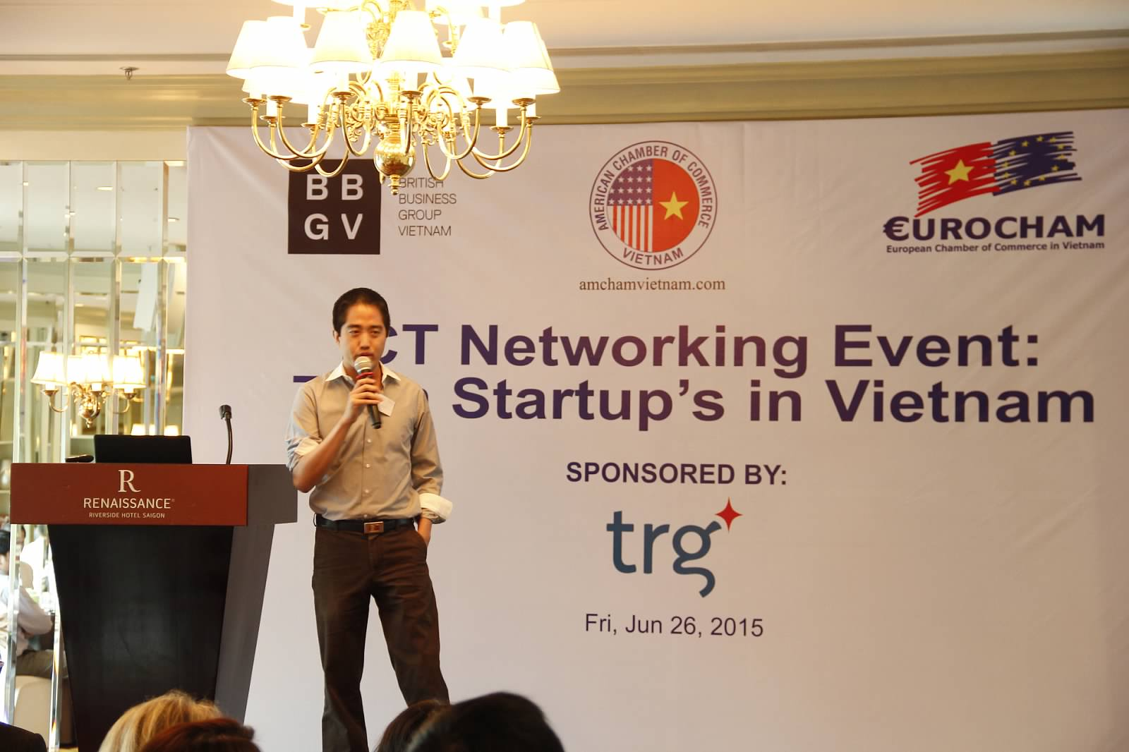 40 Tech Start-ups of Vietnam are Heading to Success with Amcham ICT Networking
